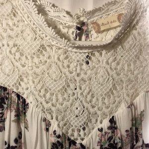 Altar'd State Floral Mini Dress | NWOT | L | Doll